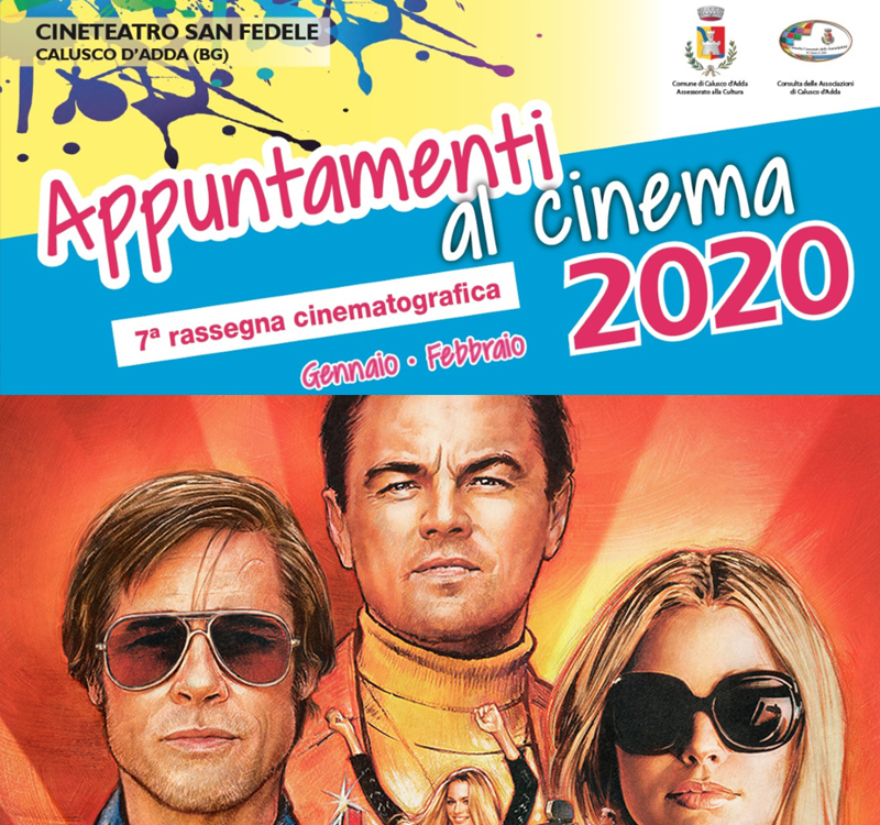 Appuntamenti al Cinema 2020